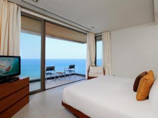 Cape Sienna Phuket Hotel and Villas Phuket - Ocean Front Villa Bedroom