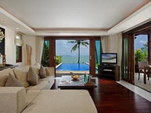 The Village Coconut Island Beach Resort Phuket - Grand Beach Front Pool Villa - Living Area