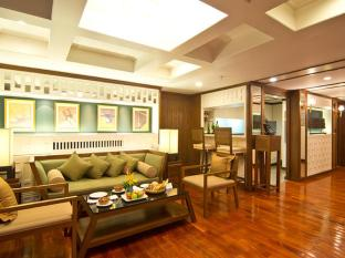 Royal Cliff Beach Hotel by Royal Cliff Hotels Group Pattaya - 1 Bedroom Theme Suite Living Room