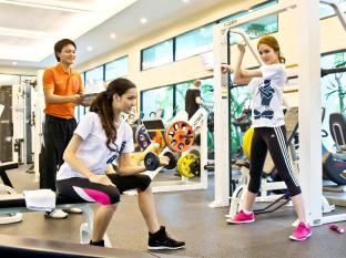 Royal Cliff Beach Hotel by Royal Cliff Hotels Group Pattaya - Fitness