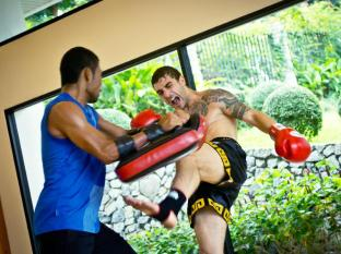 Royal Cliff Beach Hotel by Royal Cliff Hotels Group Pattaya - Thai Boxing