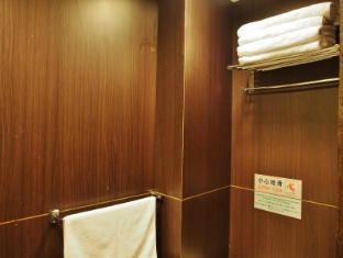 Bridal Tea House Tai Kok Tsui Li Tak Hotel Гонконг - Ванна кімната