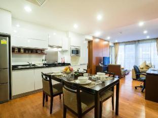 阿曼达酒店和公寓 曼谷 - 酒店内饰