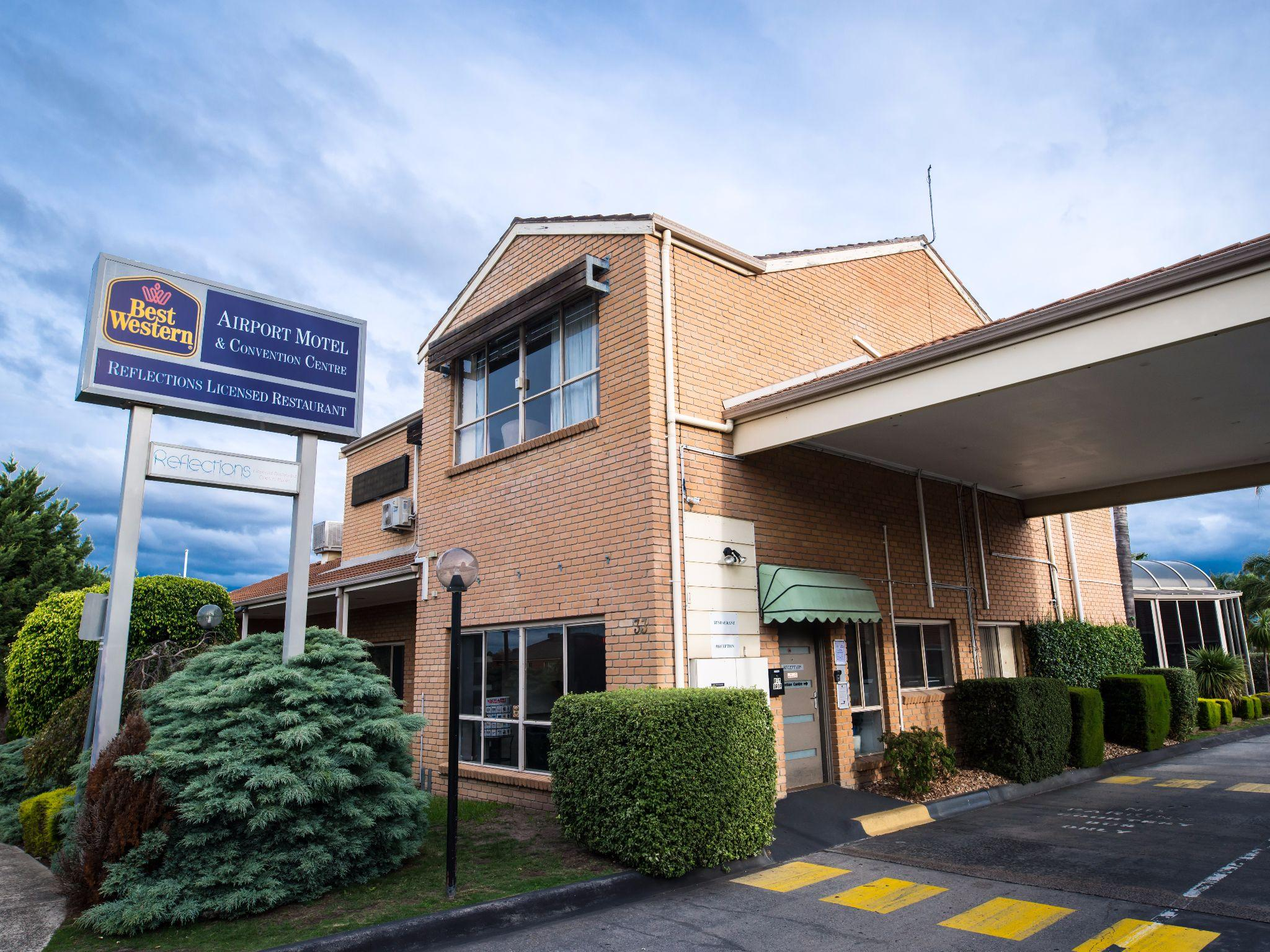 Best Western Melbourne Airport Motel And Convention