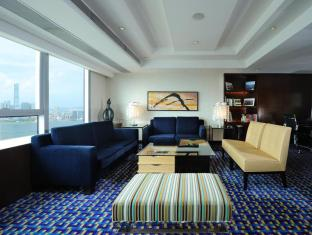 Courtyard By Marriott Hong Kong Hotel Hong Kong - Harbour View Executive Lounge with Wi-Fi