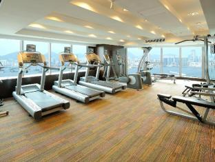 Courtyard By Marriott Hong Kong Hotel Hongkong - Fitnessraum