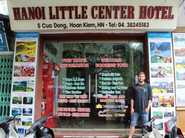 Hanoi Little Center Hotel Hanoi