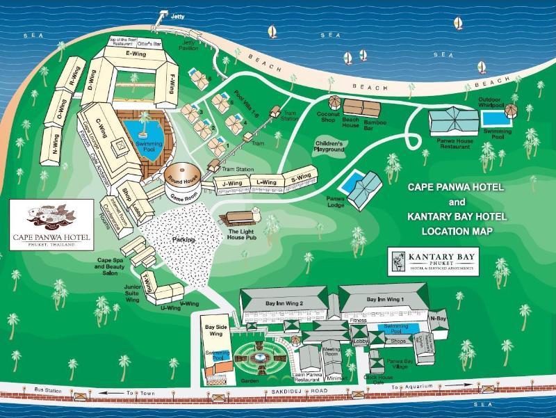 Cape Panwa Hotel Phuket Thailand Overview Priceline Com