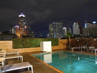 The Dawin Bangkok Hotel Bangkok - Rooftop Pool