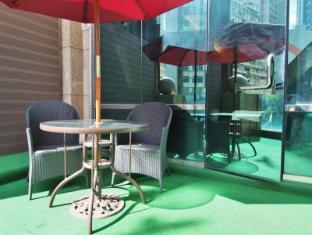 Hotel Bonaparte By Rhombus Hong Kong - Varanda/Terraço