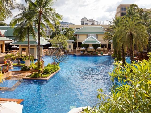 ฮอลิเดย์อินน์รีสอร์ท ภูเก็ต – Holiday Inn Resort Phuket