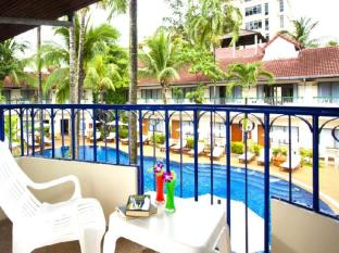 Horizon Patong Beach Resort & Spa Пхукет - Балкон
