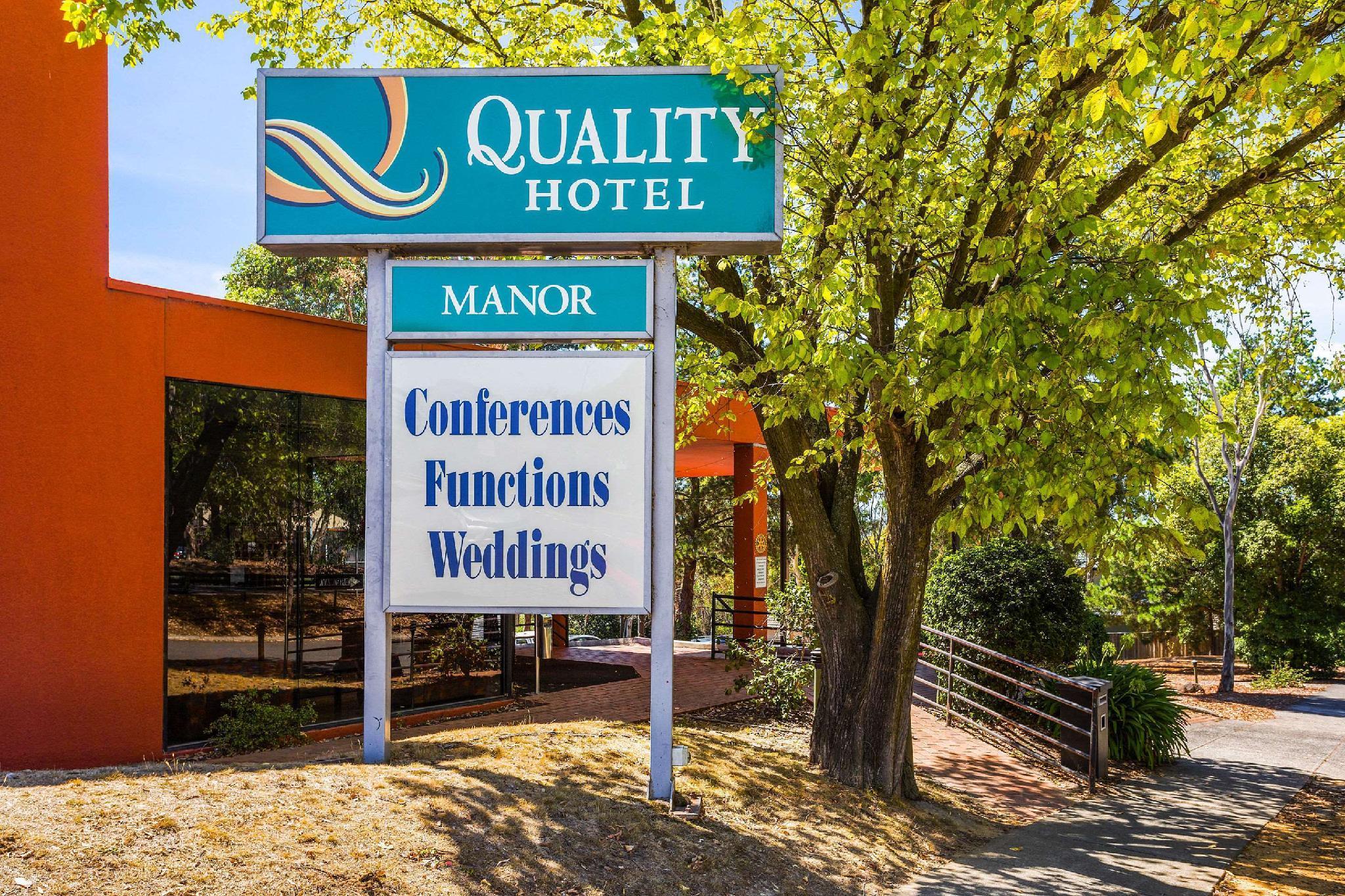 Quality Hotel Manor