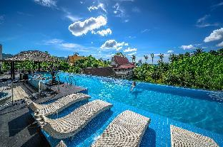 Andaman Beach Suites Hotel โรงแรมอันดามัน บีช สวีท