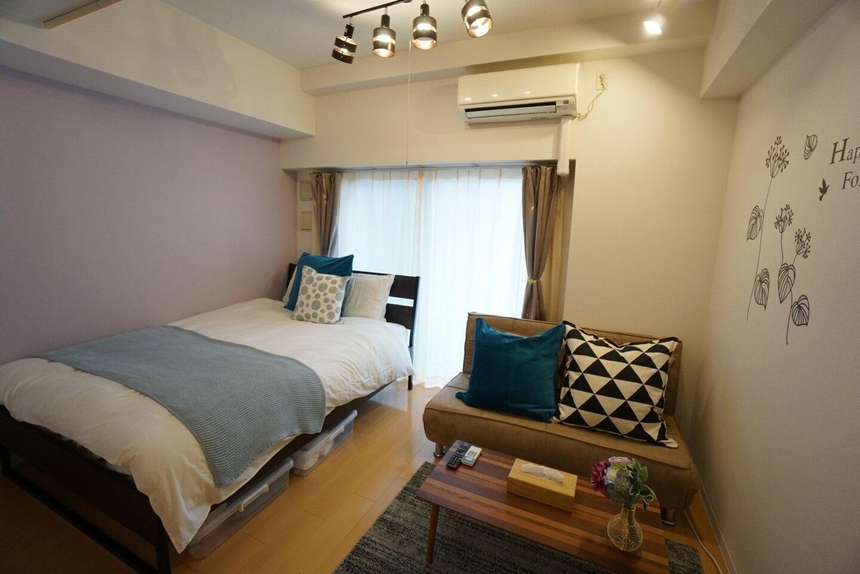 Apartment Serenite Namba West 202