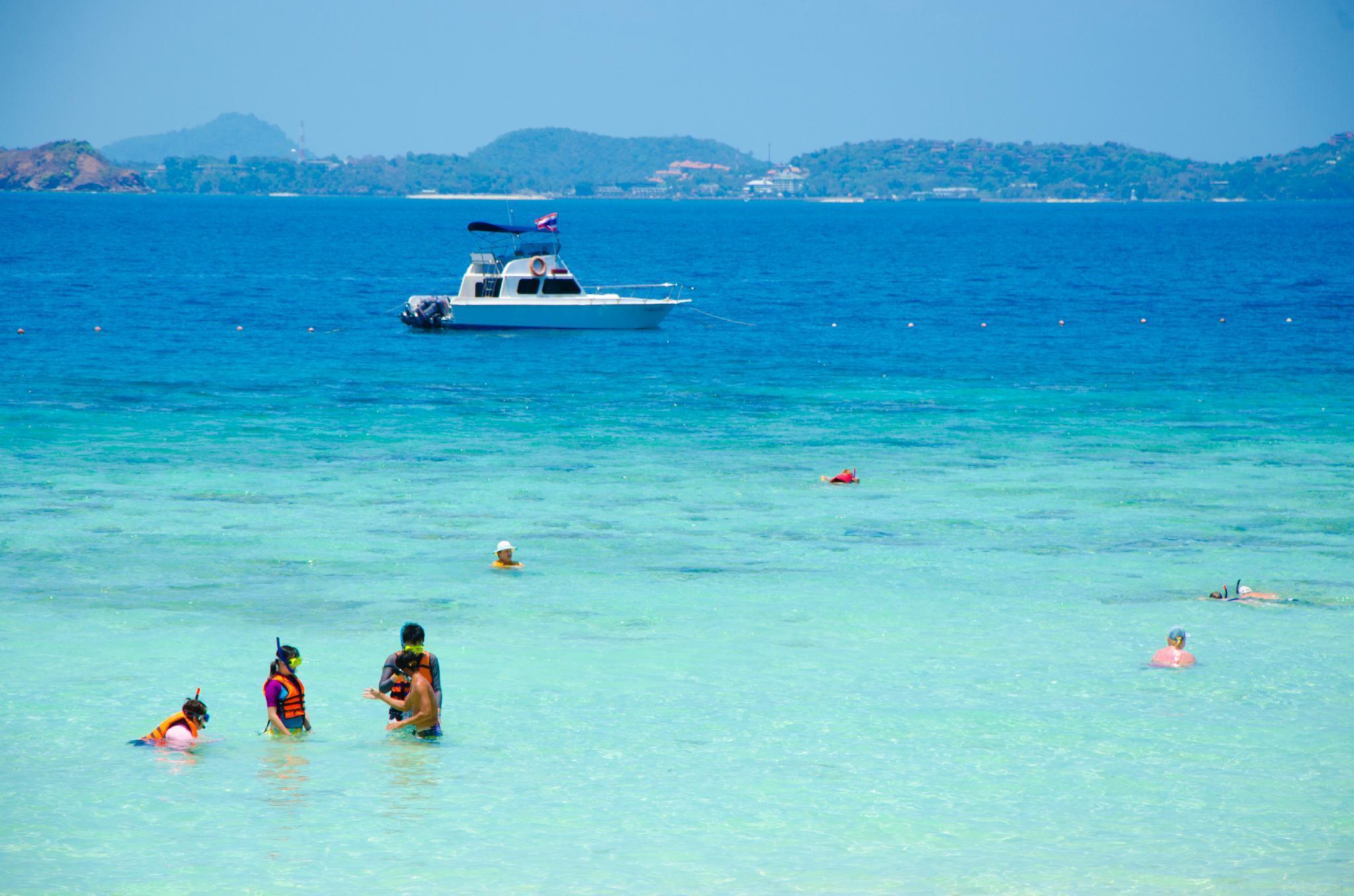 Coral Island Resort คอรัล ไอส์แลนด์ รีสอร์ต