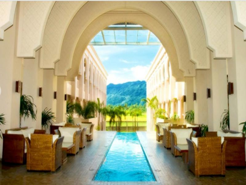 the pade hotel in indonesia asia