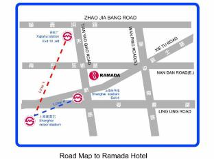 Ramada Plaza Shanghai Gateway Shanghai - Nearby Transport