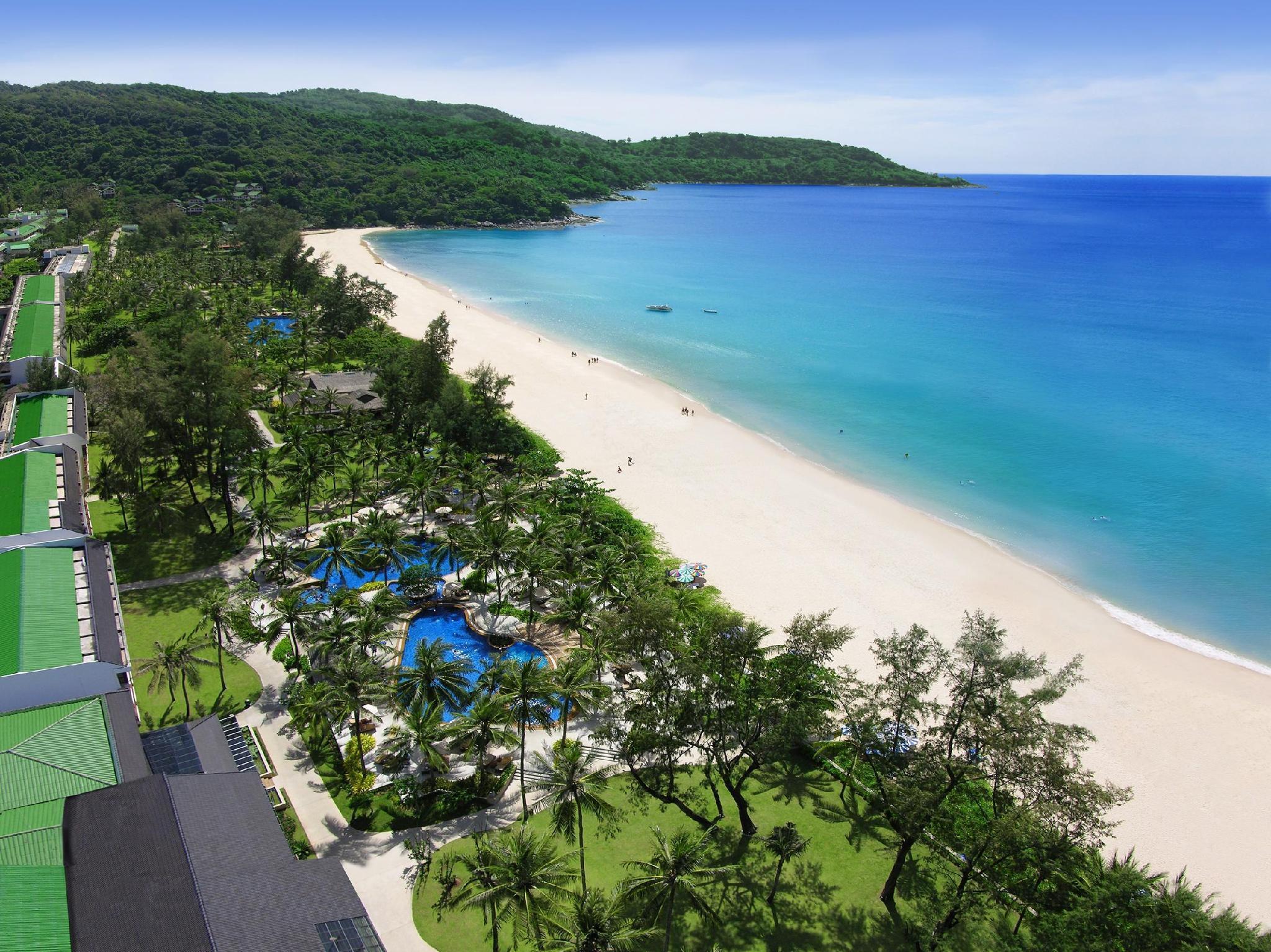 Katathani Phuket Beach Resort กะตะธานี ภูเก็ต บีช รีสอร์ท