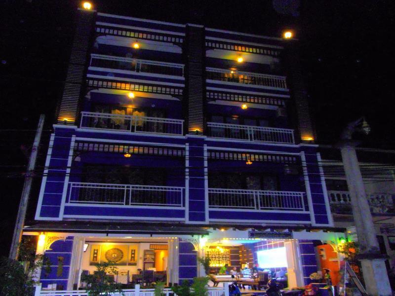 バーン アンダマン ベッド & ブレックファスト ホテル1