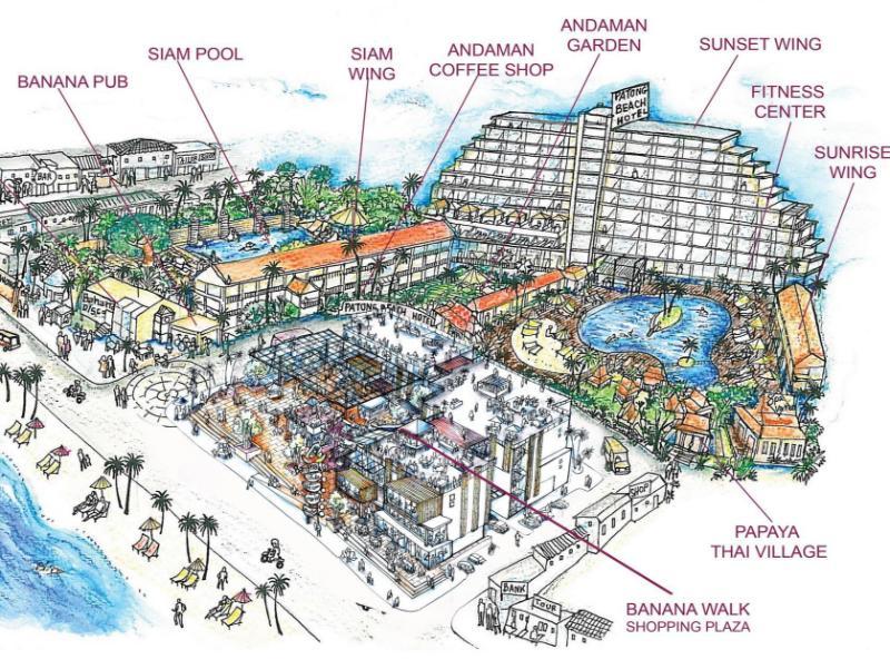 patong beach hotel 2018 worlds best hotels
