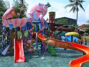 Mara River Safari Lodge Hotel Bali - Water Park