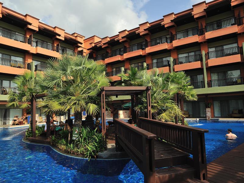 Patong Merlin Hotel โรงแรมป่าตอง เมอร์ลิน