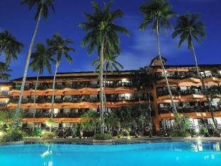 Patong Merlin Hotel פוקט - בית המלון מבחוץ