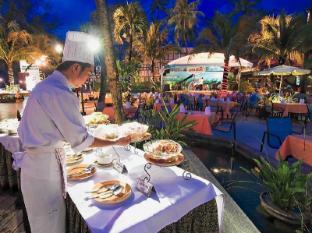 Patong Merlin Hotel פוקט - מסעדה