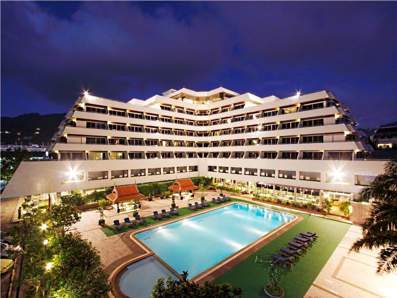 Patong Resort Hotel3