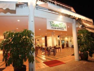 Patong Resort Hotel Phuket - Pavarotti's Italian Restaurant