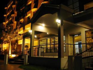 Lancaster Hotel otok Mactan  - Eksterijer hotela