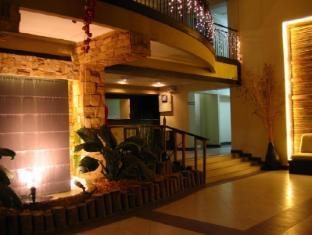 Lancaster Hotel Mactan Island - Recepció