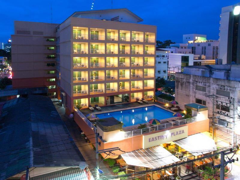 Eastiny Plaza hotel - Pattaya