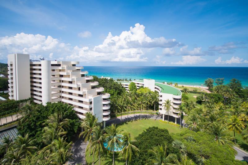 Hilton Phuket Arcadia Resort & Spa ฮิลตัน ภูเก็ต อาร์คาเดีย รีสอร์ต แอนด์ สปา