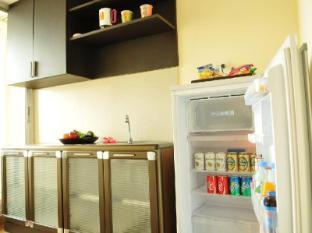 Regent Suvarnabhumi Hotel Bangkok - Deluxe Room - Kitchen
