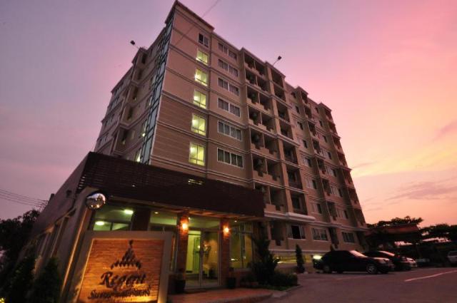 โรงแรมรีเจนท์ สุวรรณภูมิ – Regent Suvarnabhumi Hotel