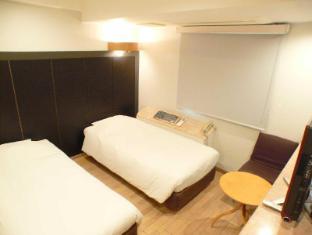 Shinjuku City Hotel N.U.T.S Tokyo Tokyo - Twin room