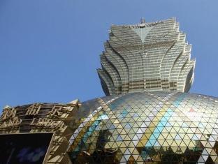 Grand Lisboa Hotel Macao - Utsiden av hotellet