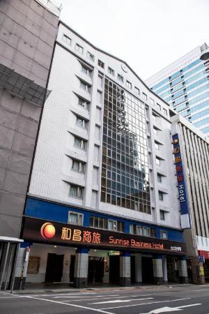 Sunrise Business Hotel – Taipei Station Taipei