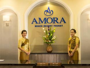 Amora Beach Resort Phuket - Recepcja