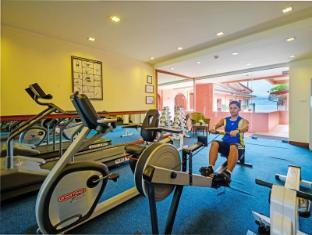 Seaview Patong Hotel Phuket - Fitness Room