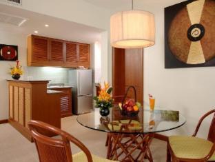 Allamanda Laguna Phuket Serviced Apartments Phuket - Kitchen and dining area