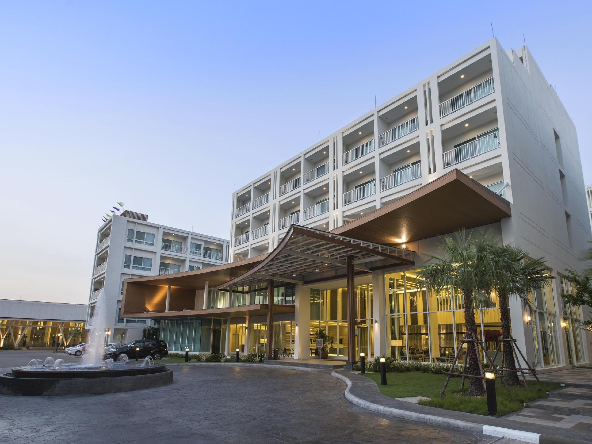 Kantary 304 Hotel & Serviced Apartments Prachinburi - Prachinburi