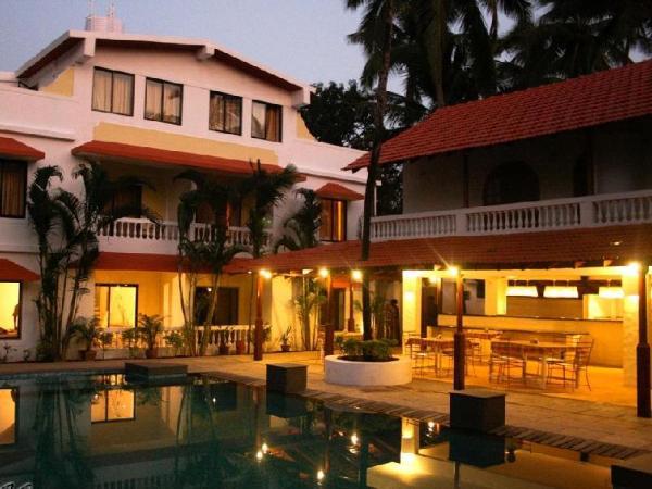 Casablanca Beach Resort Goa