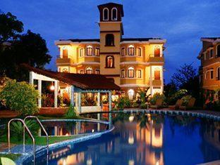 Country Club De Goa Hotel North Goa - Hotel Exterior