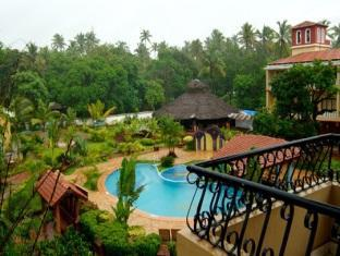 Country Club De Goa Hotel North Goa - View