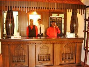 Country Club De Goa Hotel North Goa - Reception