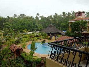 Country Club De Goa Hotel North Goa - Balcony/Terrace