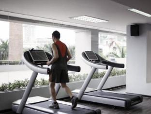 Pullman Hanoi Hotel Hanoi - Fitness Room